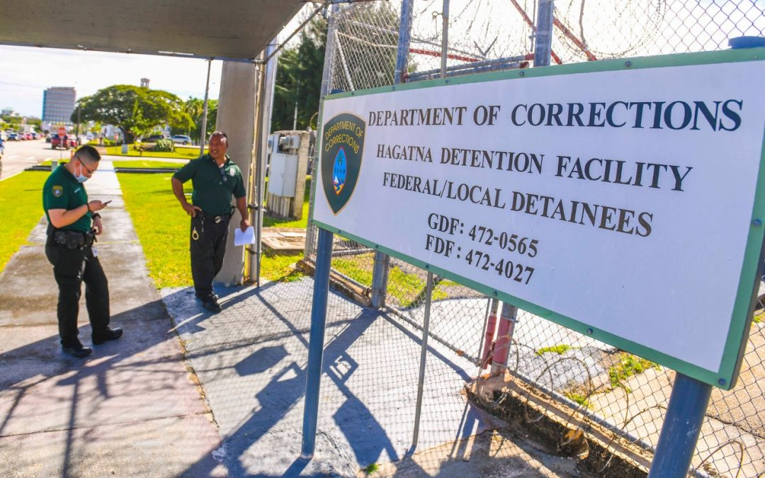 PIHOA E-Blast: Certification Improves Health Care Access for Guam's Department of Corrections Population